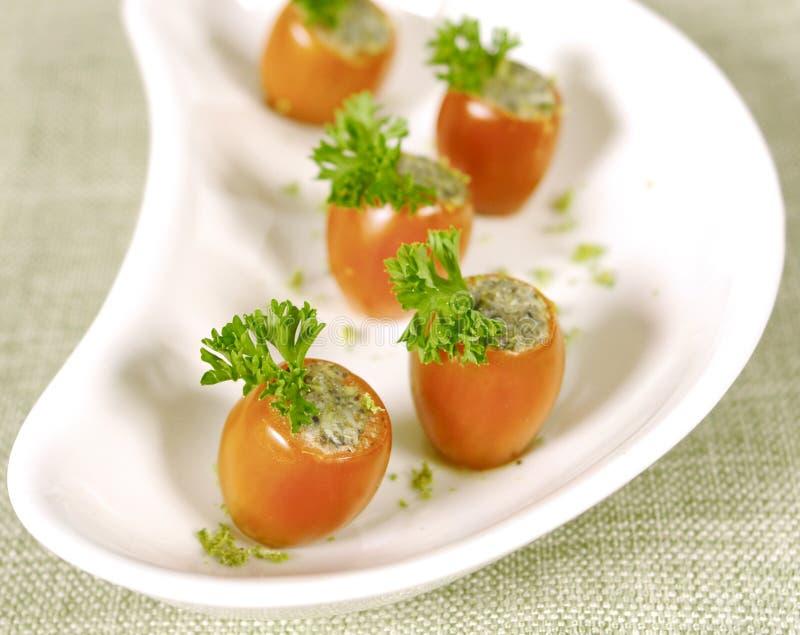 pomidor wiśniowy fotografia stock