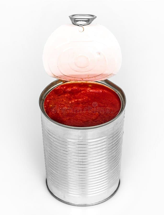 Pomidorowa pasta fotografia royalty free