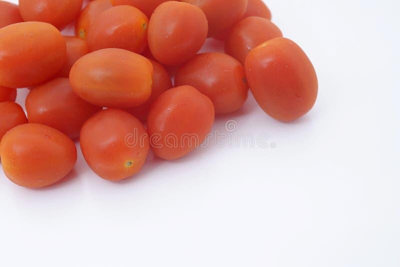 Pomidorowa wiśnia fotografia royalty free