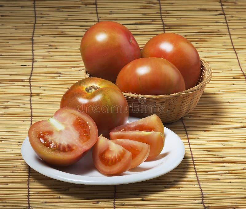 Download Pomidory zdjęcie stock. Obraz złożonej z dietetyczka - 13340806