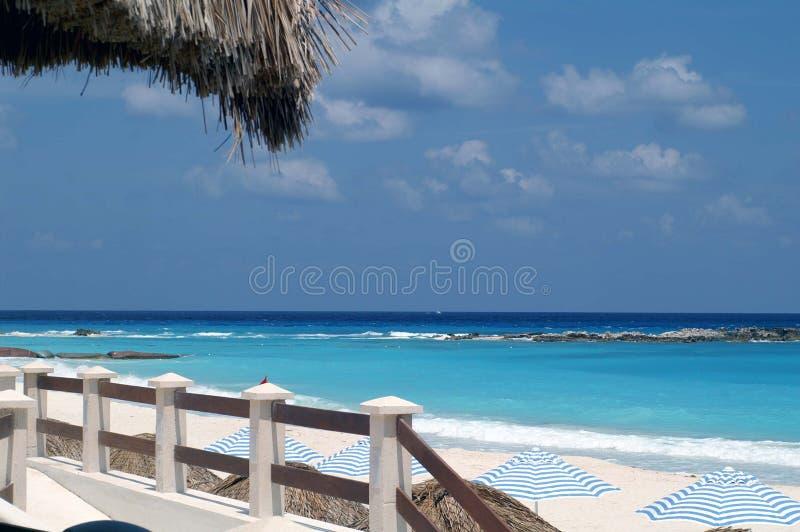 pomieszczenia tropikalny tiki zdjęcie royalty free