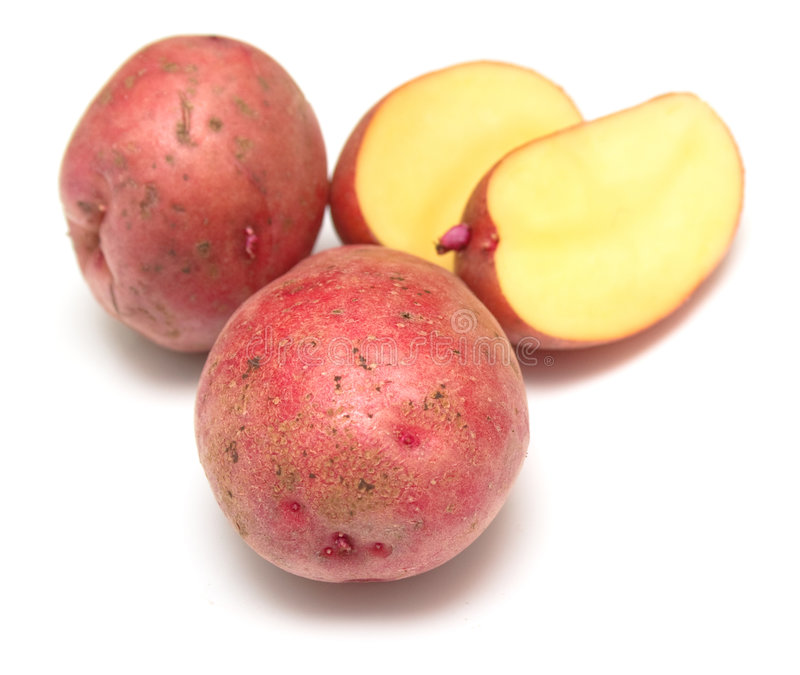 Pomme de terre 4 photos libres de droits