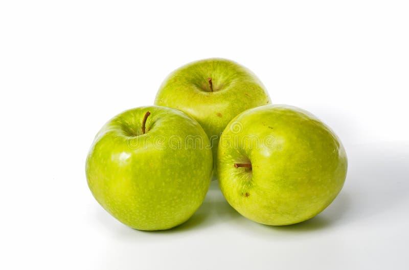 Pomme fraîche photo stock