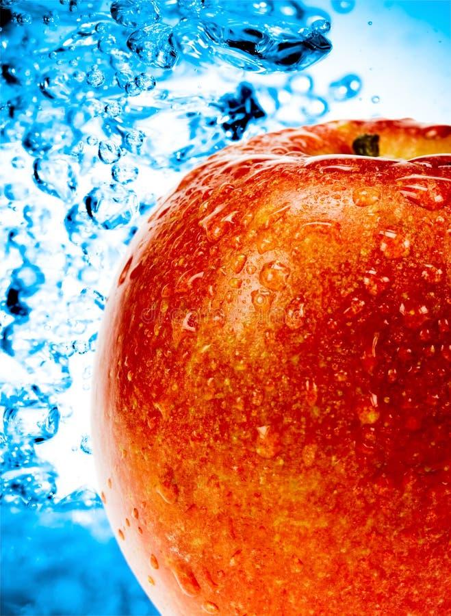 Pomme fraîche photographie stock libre de droits