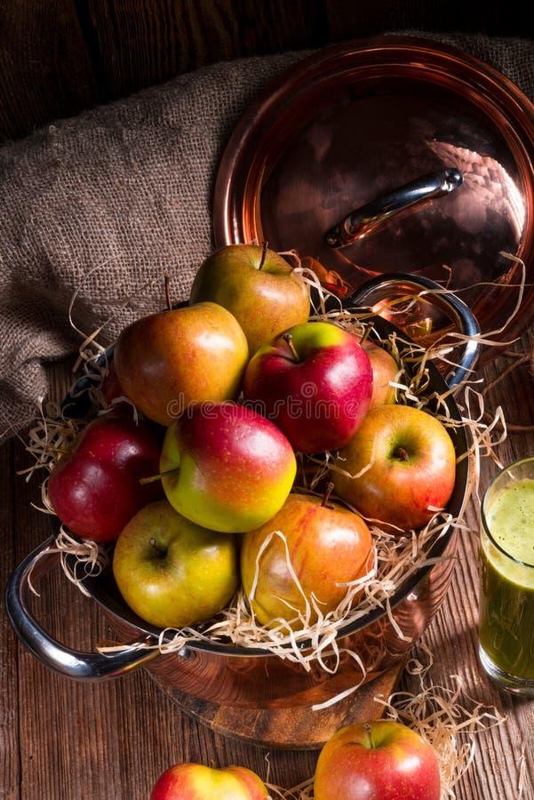 Pomme fraîche photos stock