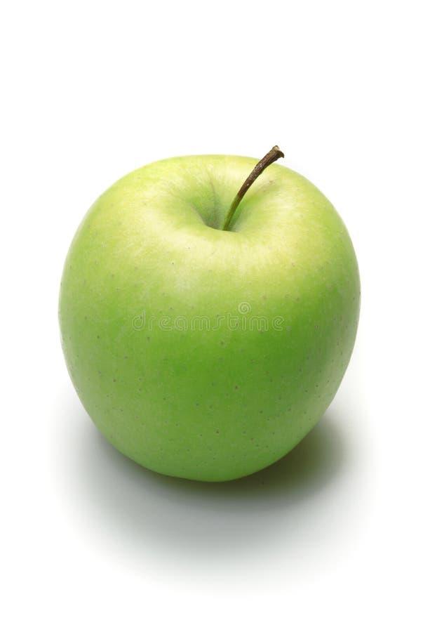 Pomme verte photographie stock libre de droits