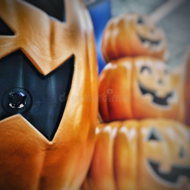 Pommes d'Halloween photos libres de droits