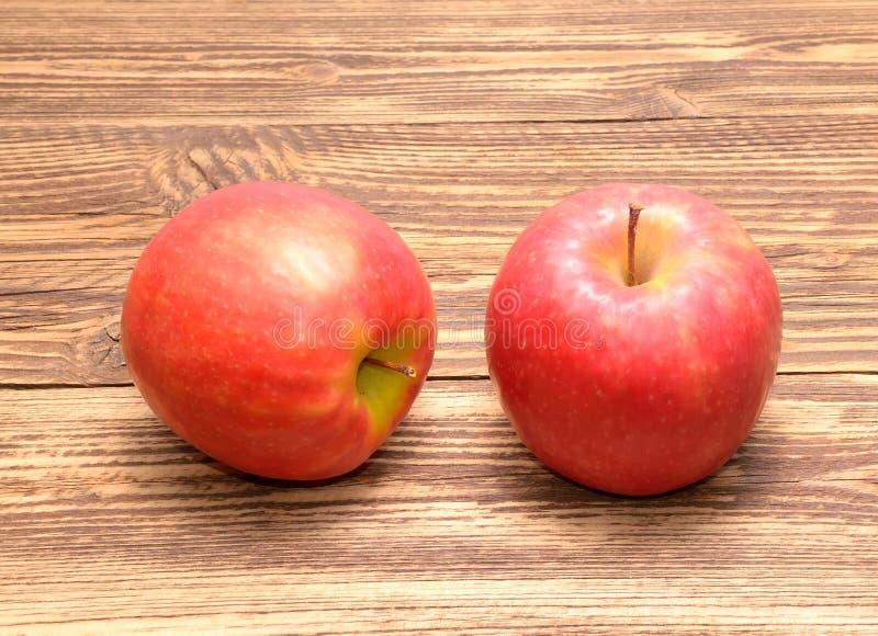 Pommes de dame rose images libres de droits