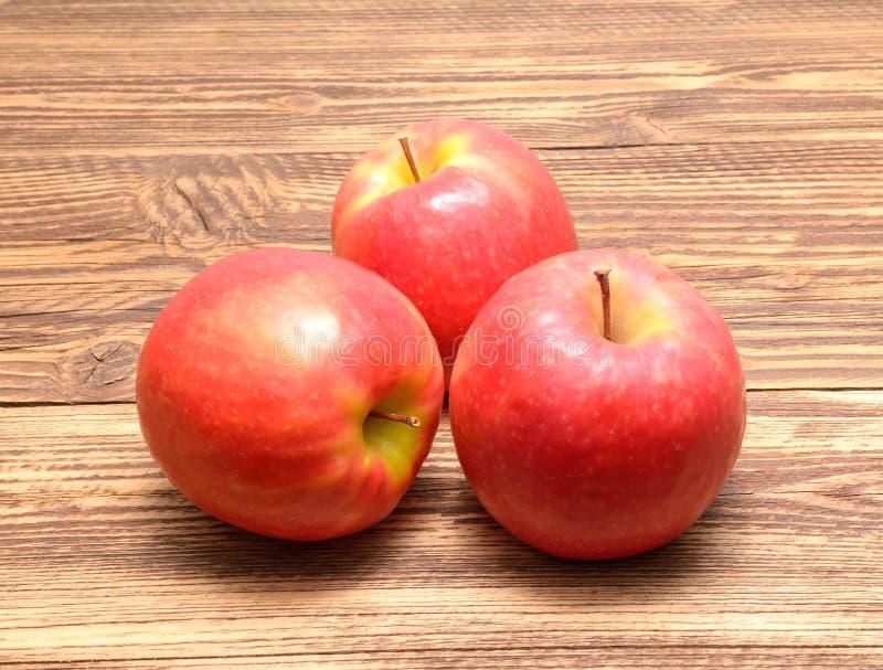 Pommes de dame rose photo libre de droits
