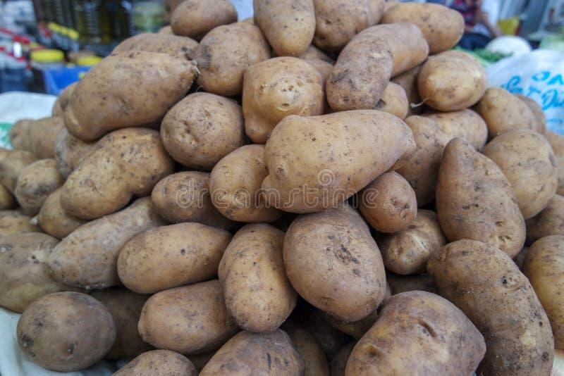 Pommes de terre, fethiye Mugla, Turquie photographie stock