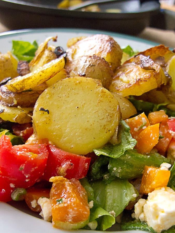 Pommes de terre frites II photographie stock libre de droits