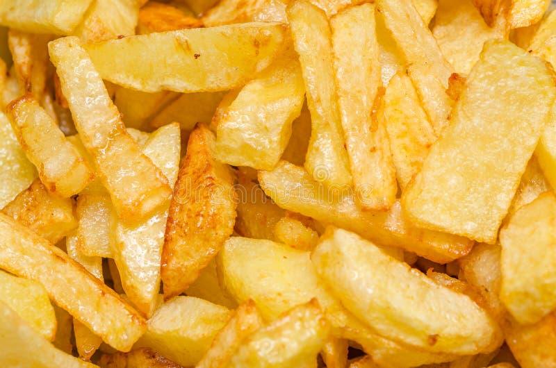 Pommes frites royaltyfri fotografi