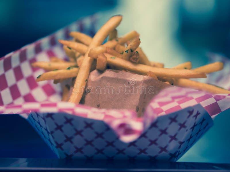 Pommes frites photo libre de droits