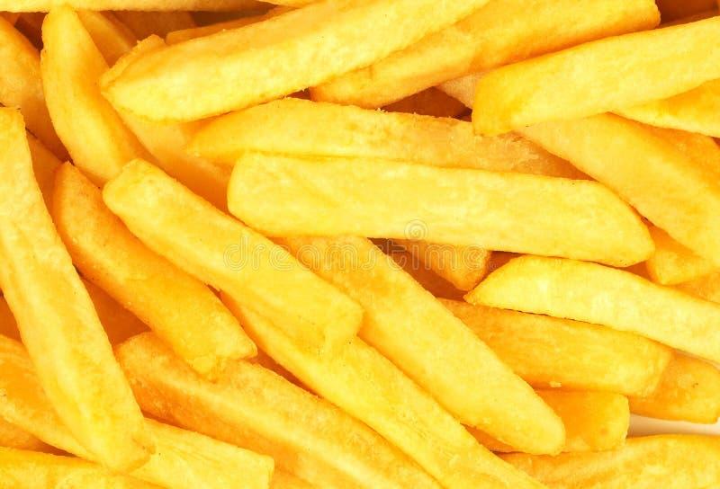 Download Pommes frites image stock. Image du croûte, jaune, restaurant - 727631