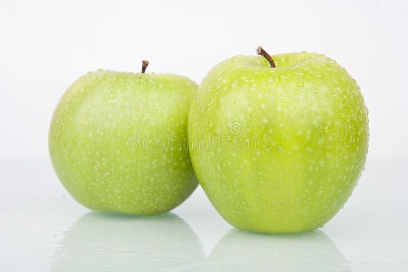 Pommes juteuses fraîches photos libres de droits