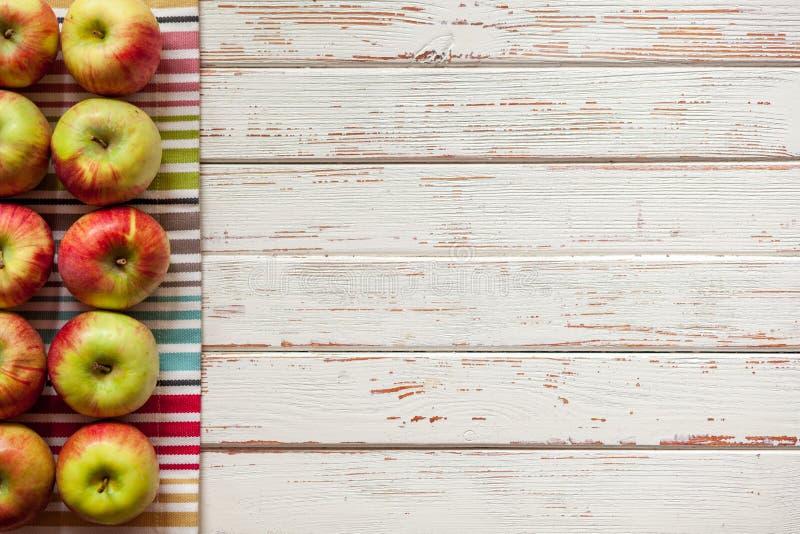 Pommes juteuses fraîches photo libre de droits