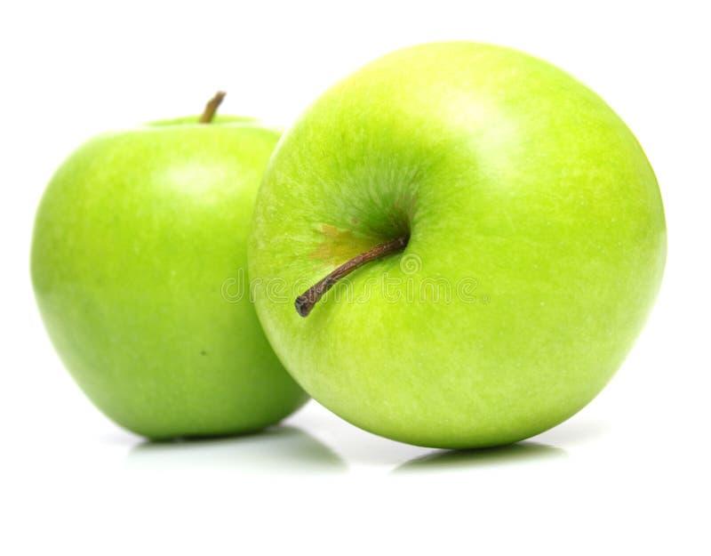 Pommes juteuses mûres 2 photo stock
