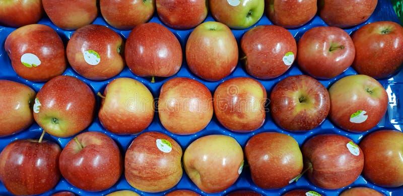 Pommes royales de gala douces et délicieuses photo stock
