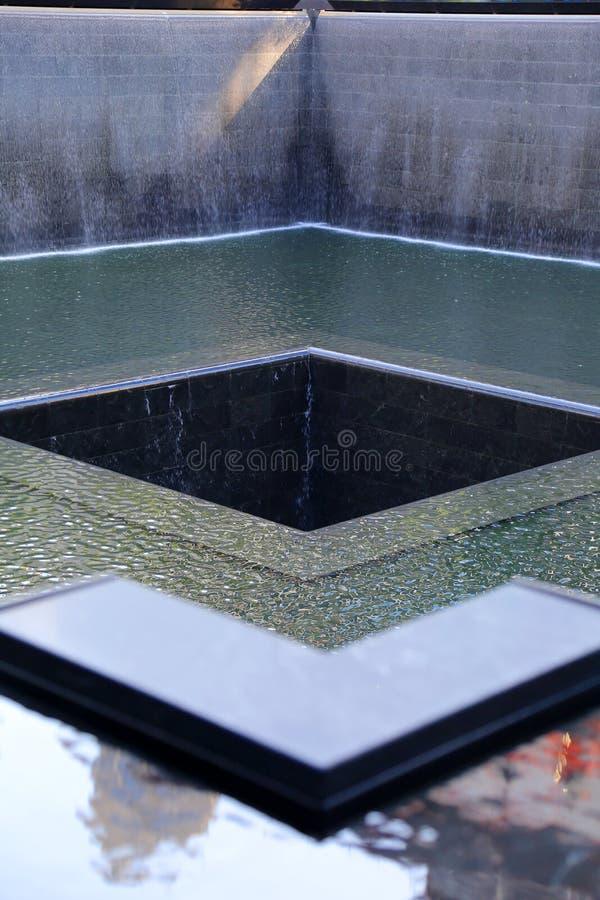 911 pomnik zdjęcia stock