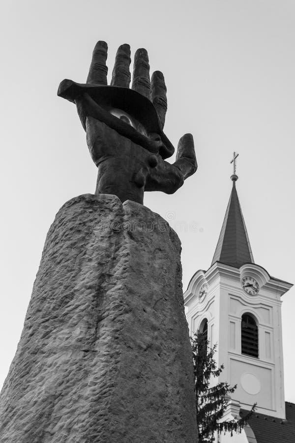 pomnik obraz stock