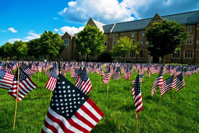 911 pomnik obrazy royalty free
