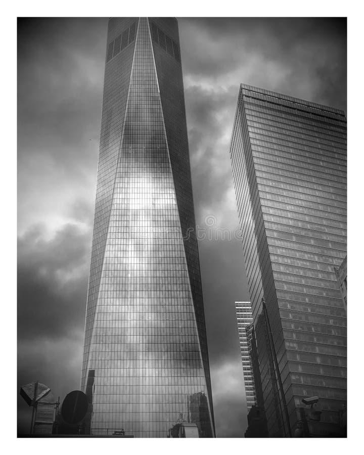 911 pomnik fotografia stock