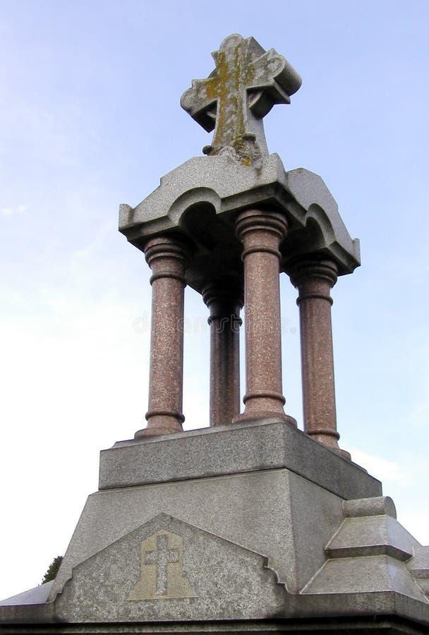 Download Pomnik cmentarz zdjęcie stock. Obraz złożonej z zabytki - 116110