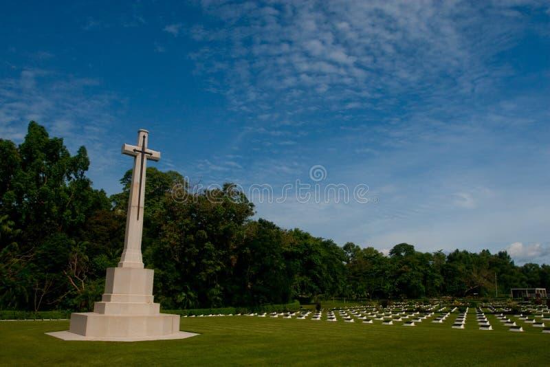 pomnik labuan wojna zdjęcia stock