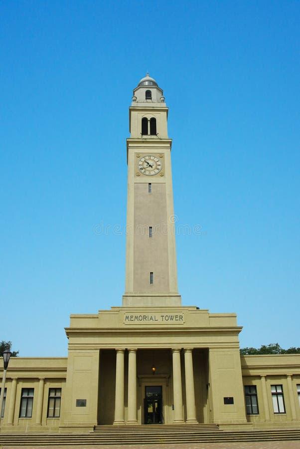 pomnik wieży obraz royalty free