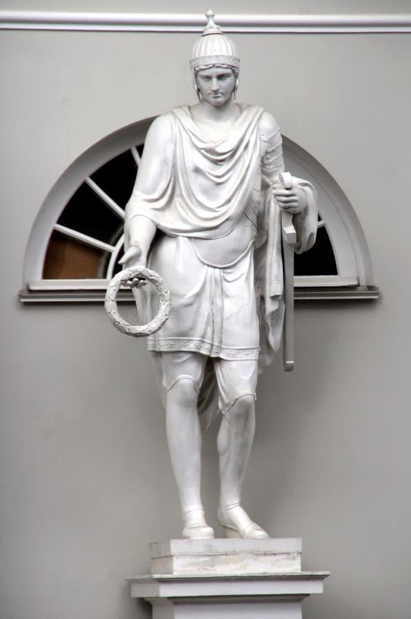 Pomnik wojownika rzymskiego fotografia stock