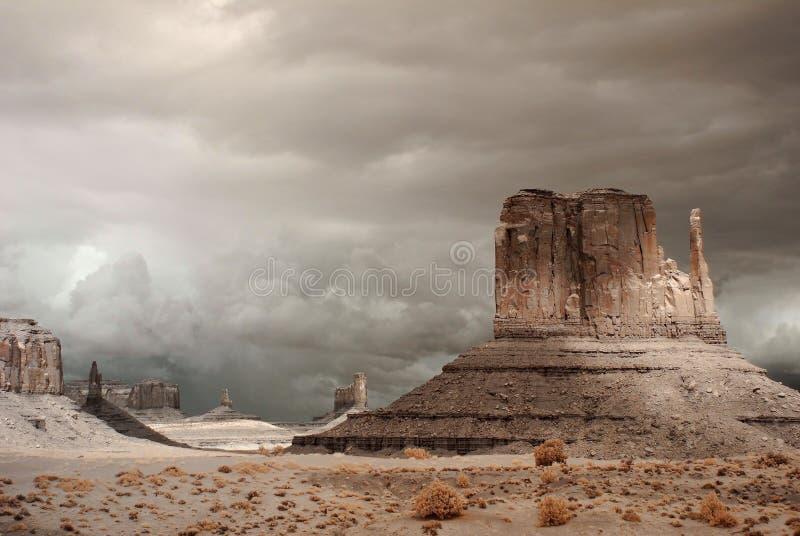 pomnikowa dolina obrazy stock