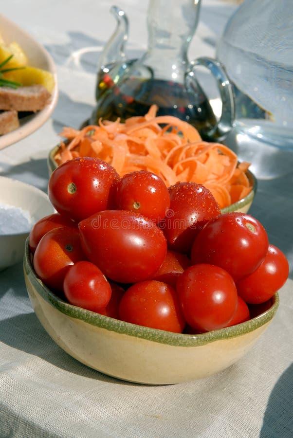 Pomodori 2 immagine stock libera da diritti