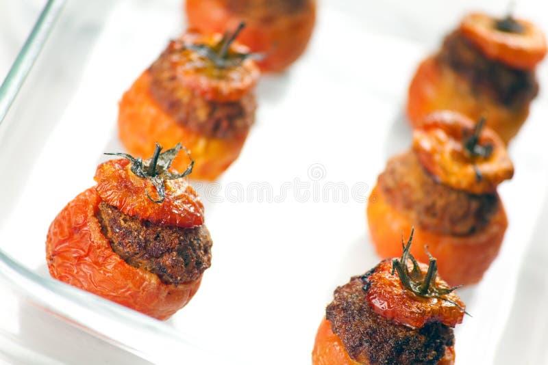 Pomodori farciti della carne