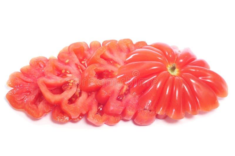 Pomodoro di heirloom di Zapotec fotografia stock