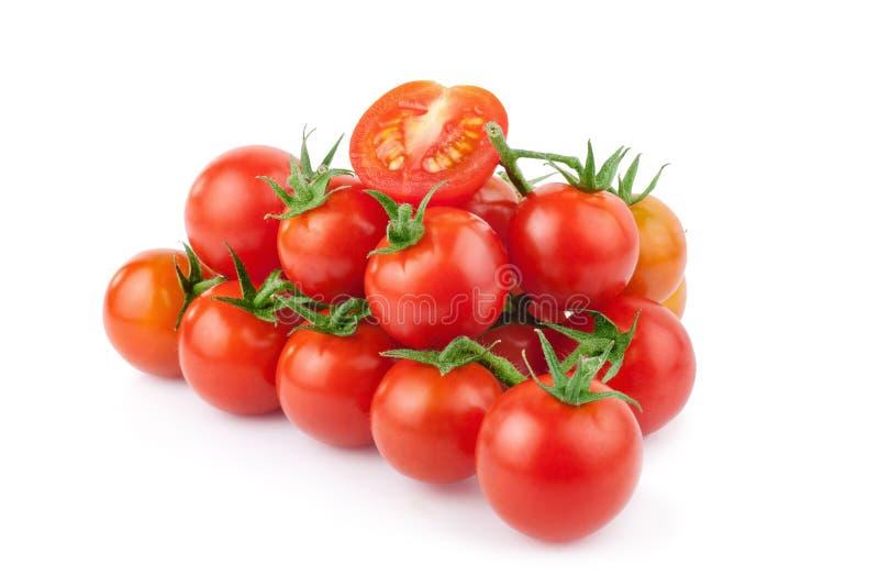 Download Pomodoro Isolato Sui Precedenti Bianchi Fotografia Stock - Immagine di rosso, alimento: 56875294