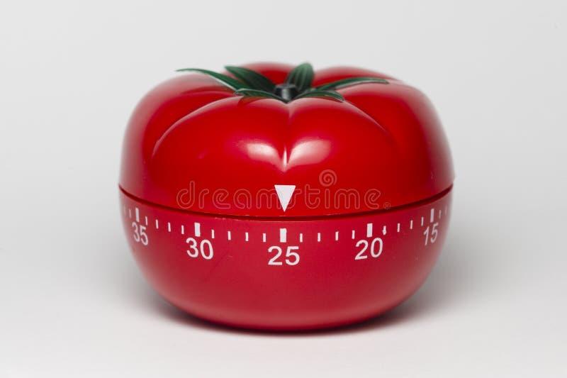 Pomodorotechniek royalty-vrije stock afbeelding