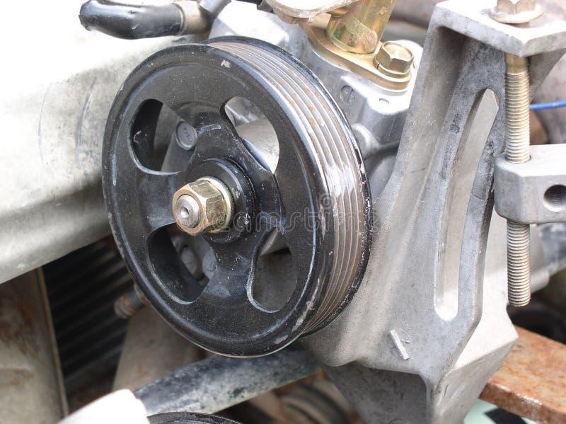 pompa części silnika zdjęcia stock