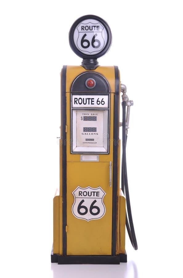 Pompa della benzina immagine stock libera da diritti