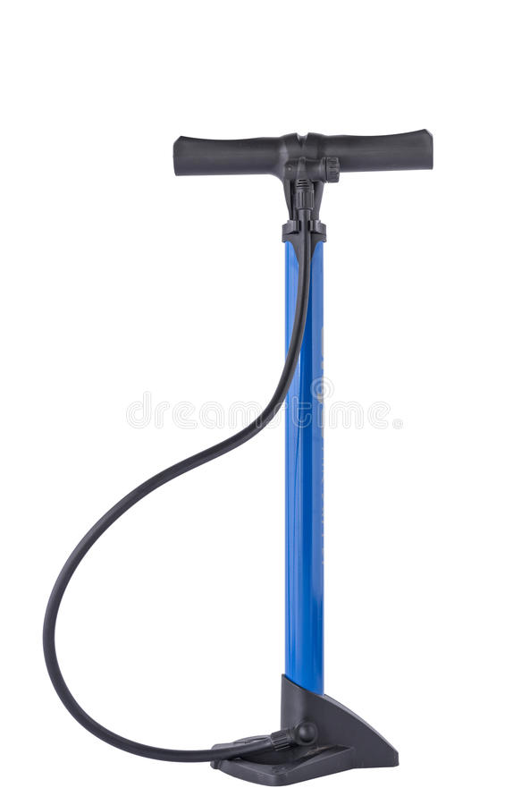 Pompa di aria fotografia stock libera da diritti