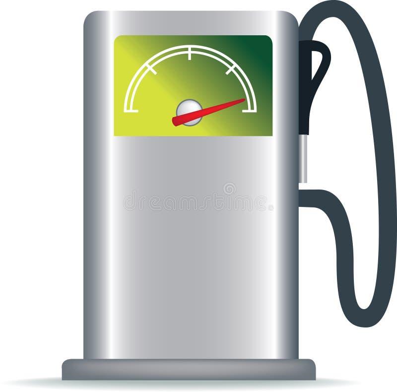 Pompa di benzina illustrazione vettoriale
