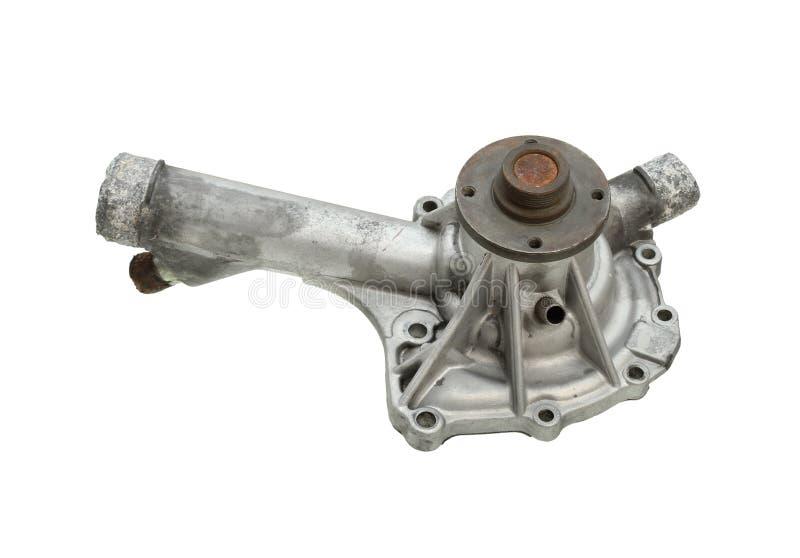 Pompa idraulica immagine stock