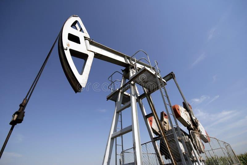 pompa oleju obrazy royalty free