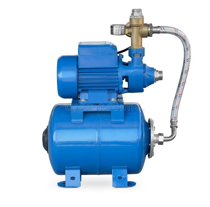 Pompe à eau photographie stock