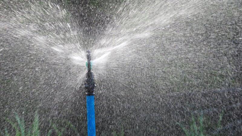 Pompe à eau de Springer image stock