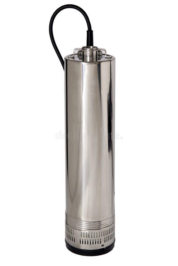 Pompe à eau pour des puits photos libres de droits