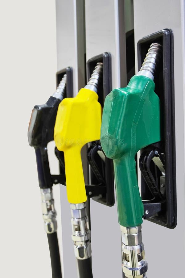 Pompe à essence image stock
