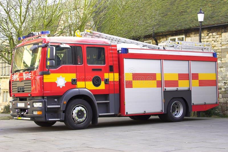 Pompe à incendie photo libre de droits