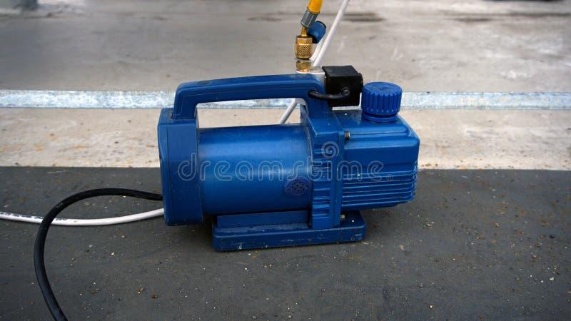 Pompe à vide photographie stock