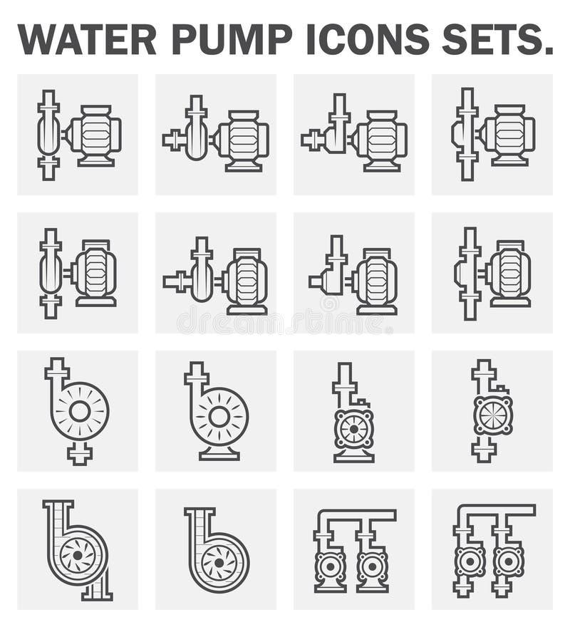 pompe illustration stock