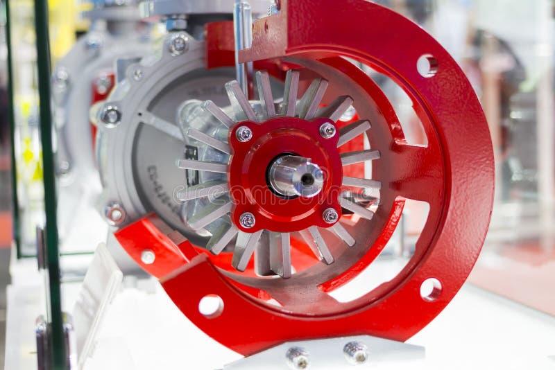 pompe centrifuge industrielle photo libre de droits